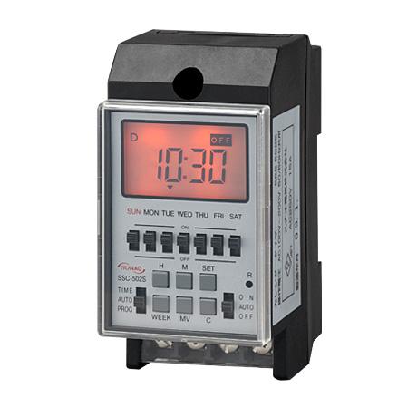 スナオ電気 SSC-502S カレンダータイマー