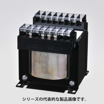 豊澄電源機器(トヨズミ) TZ11-300A2 300VA 単相・複巻 トランス 100-110V→100-110-120V