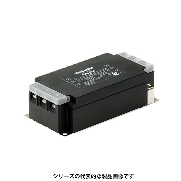 TDK-Lambda RTEN-2040 3相/3線 電源ライン用EMCフィルタ 40A 250V