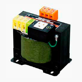 スワロー電機 CL21-500E サービスコンセント付きトランス(100V5AMax) 200/220V→100/110V 500VA 重量約7.0kg