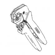 在庫品 1596970-1 SHELL BARREL CRIMP TOOL TE Connectivity (AMP) 1596970-1 SHELL BARREL CRIMP TOOL