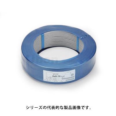 住電日立 ビニールキャブタイヤ VCTF 100mシュリンク包装 大規模セール 絶品 4C-2SQ