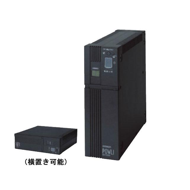 在庫品 BX75SW オムロンUPS(OMRON) 産業機器向け無停電電源装置(常時商用給電)CEマーキング適合・UL1778取得 750VA/450W:4種類電源電圧対応