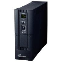 オムロンUPS(OMRON) BY80S 無停電電源装置小型・軽量・低価格(常時商用給電/正弦波出力) 800VA/500W
