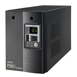 在庫品 BU50SW オムロンUPS(OMRON) 無停電電源装置(常時インバータ給電) 電圧変動の激しい場所にも対応500VA/350W:縦置