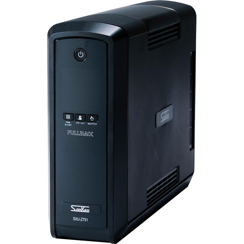 FULLBACK SXU-Z751 サンケン電気 UPS(無停電電源装置) 750VA/525W