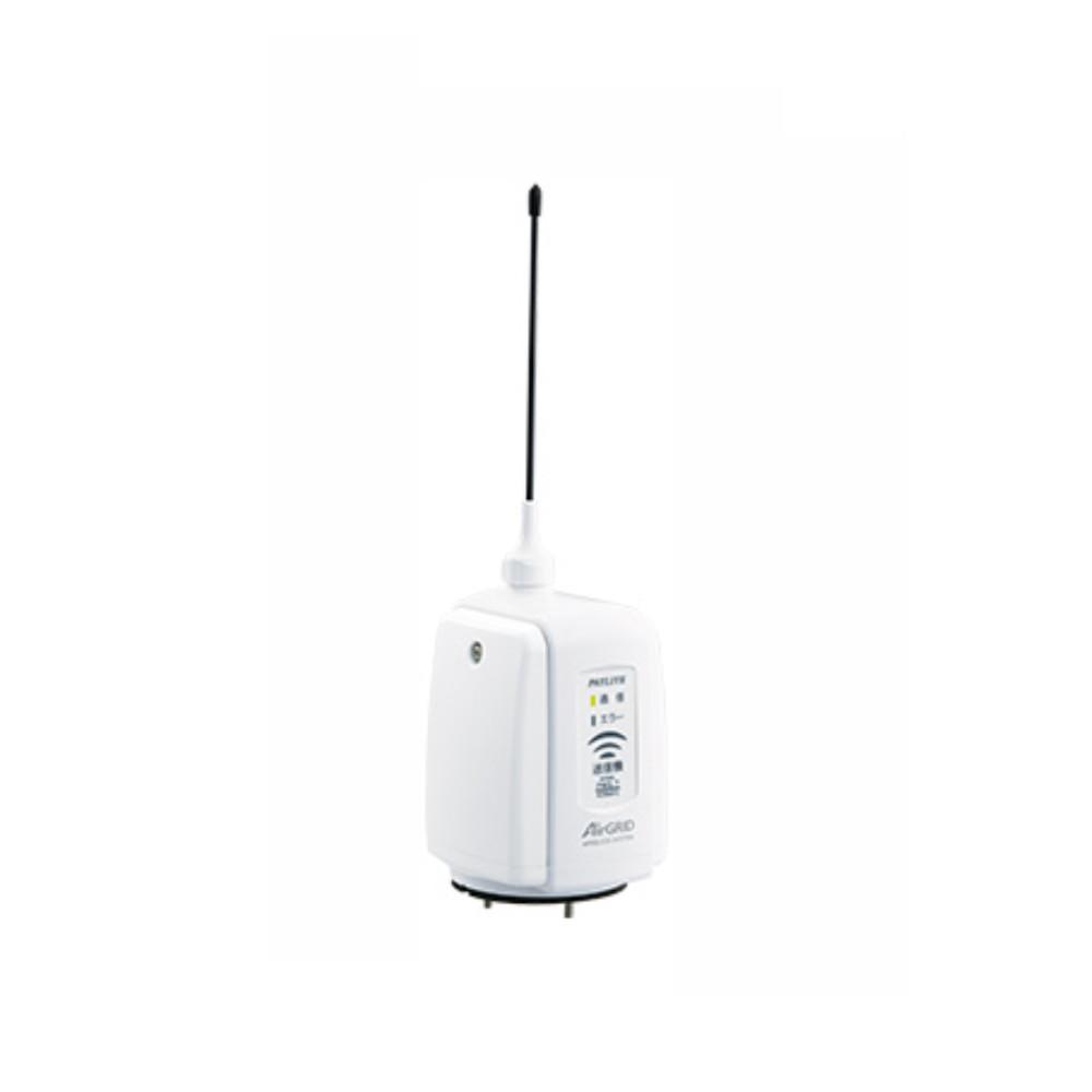 パトライト PWS-TTN-W ワイヤレスコントロールユニット用送信機・受信機 省エネ版・送信機 無電圧接点仕様