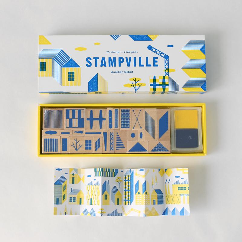 送料無料限定セール中 限定特価 スタンプセット かわいい スタンプビル おしゃれ スタンプ