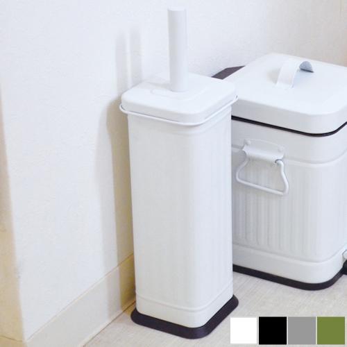 お掃除道具も品よくお洒落に スリム おしゃれ シンプル コンパクト 白 トイレ用品 クーポン対象 9 売り出し Galva トイレ掃除 ふた付き 収納 トイレブラシ 10:59まで ガルバ トイレ用ブラシ 13 サービス