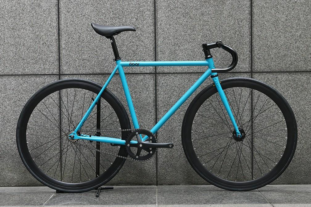 ピストバイク 完成車 8BARBIKES FHAIN STEEL V1 COMPLETE BIKE SPACE BLUE 8バー バイクス フェイン V1 PISTBIKE エイトバー 8bar 店頭受取り可能 安心定期点検無料