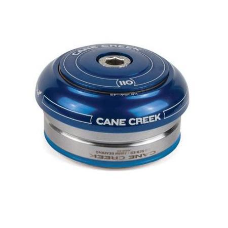 ピストバイク ヘッドセット CANE CREEK 110.IS41 SHORT BLUE ケーンクリーク 110.IS41 ショート ブルー