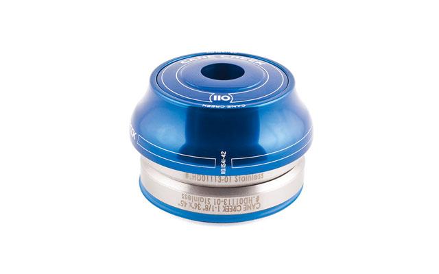 ピストバイク ヘッドセット CANE CREEK 110.IS41 TALL BLUE ケーンクリーク 110.IS41 トール ブルー