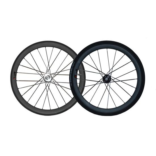 ピストバイク ホイール DINER 50mm CARBON CLINCHER WHEEL FRONT&REAR ダイナー 50mm カーボン クリンチャー ホイール フロント&リア PISTBIKE