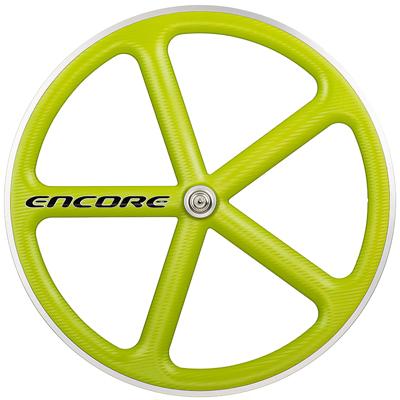 【Encore Wheels アンコール ホイール 】 ENCORE 700C WHEEL Sublime バトンホイール ライム