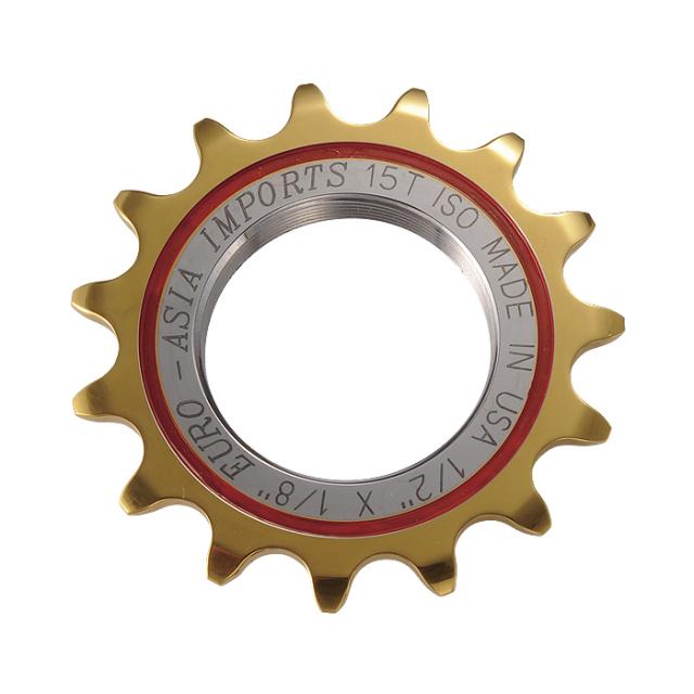 ピストバイク コグ EURO-ASIA GOLD MEDAL PRO COG ユーロアジア ゴールド メダル プロ PISTBIKE