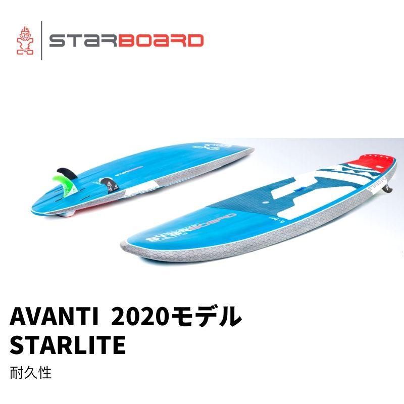 2020 STARBOARD スターボード AVANTI 11'0