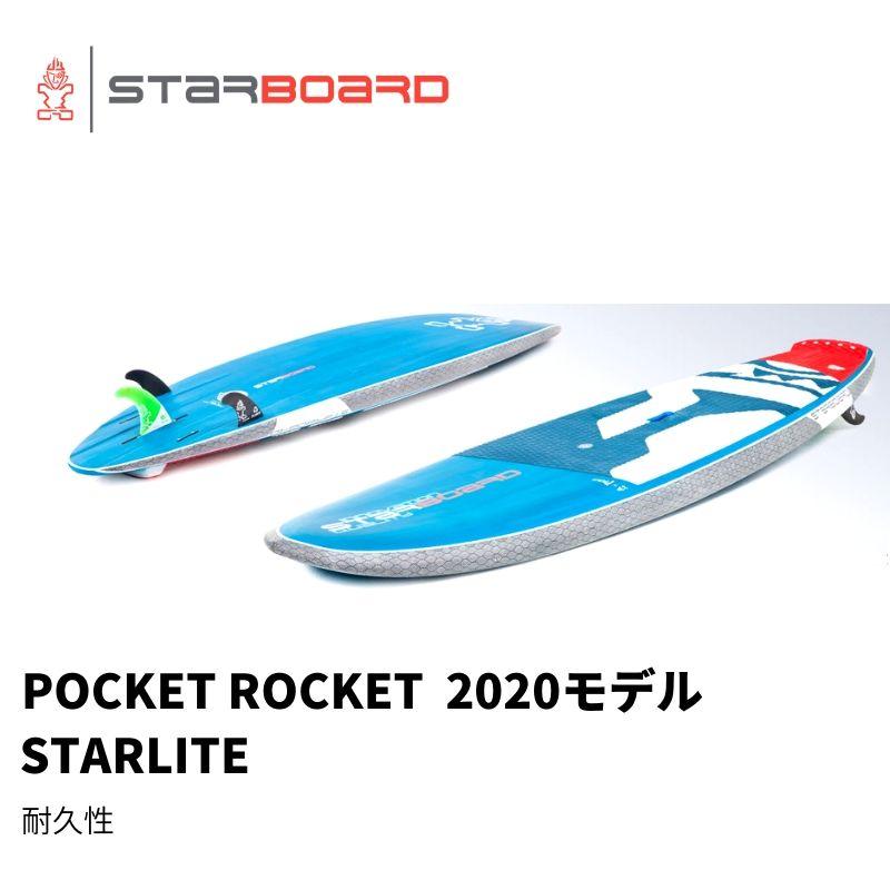 2020 STARBOARD スターボード POCKET ROCKET 8'3