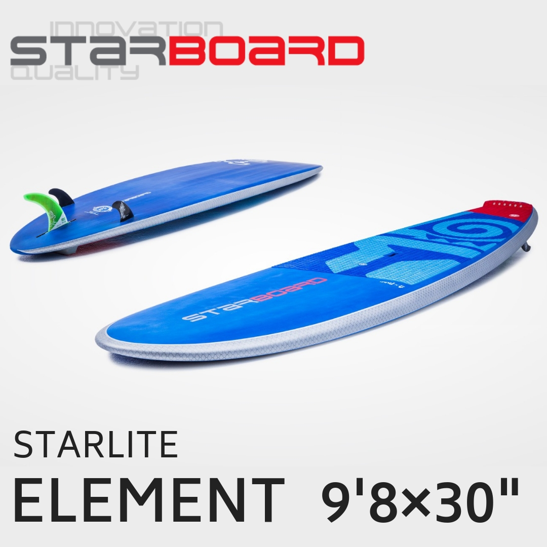 2019 STARBOARD スターボード BLEND ELEMENT 9'8