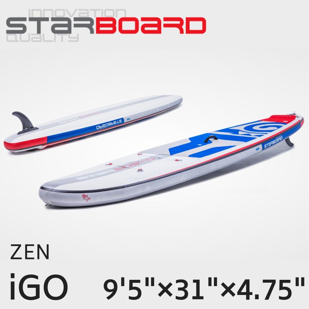 2019 STARBOARD スターボード iGO 9'5