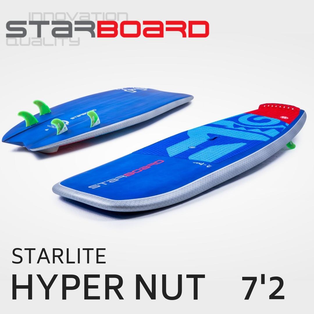 2019 STARBOARD スターボード HYPER NUT 7'2