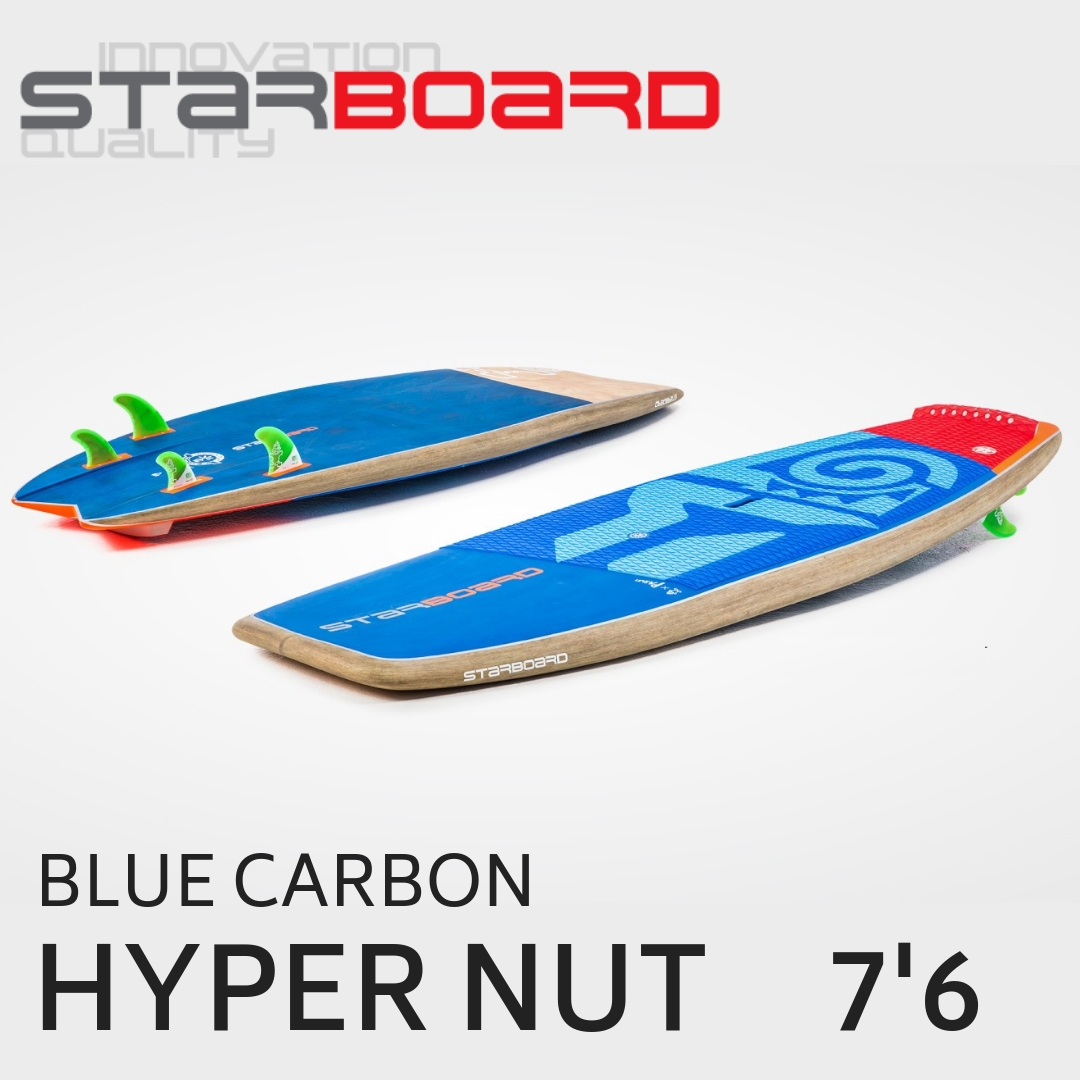 2019 STARBOARD スターボード HYPER NUT 7'6