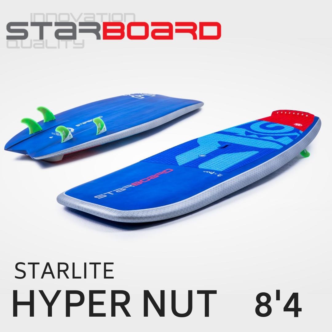 2019 STARBOARD スターボード HYPER NUT 8'4