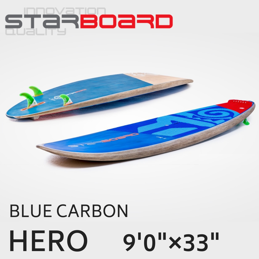 2019 STARBOARD スターボード HERO 9'0