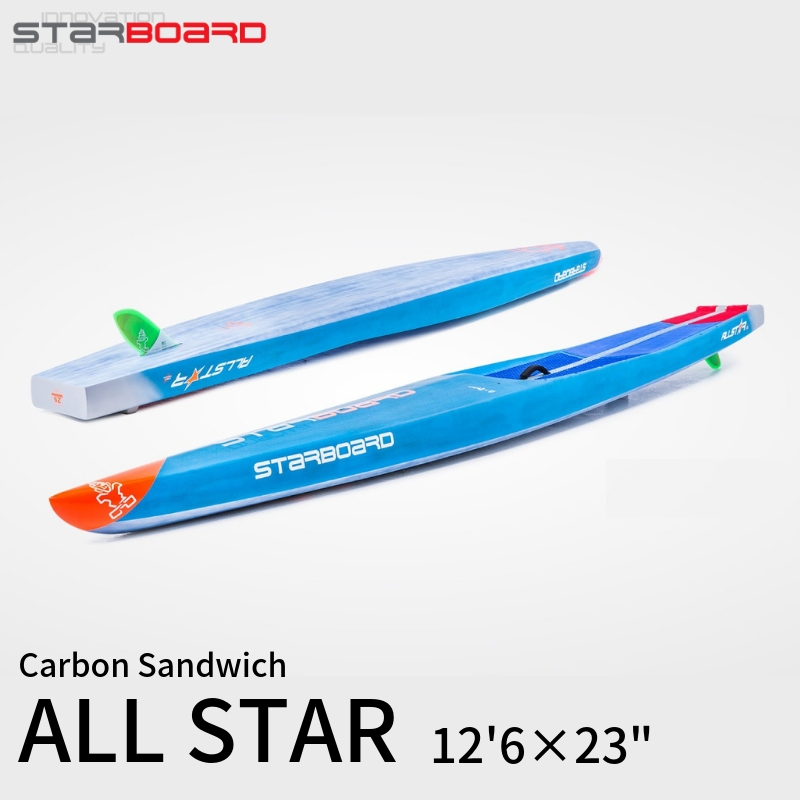 2019 STARBOARD スターボード ALLSTAR 12'6