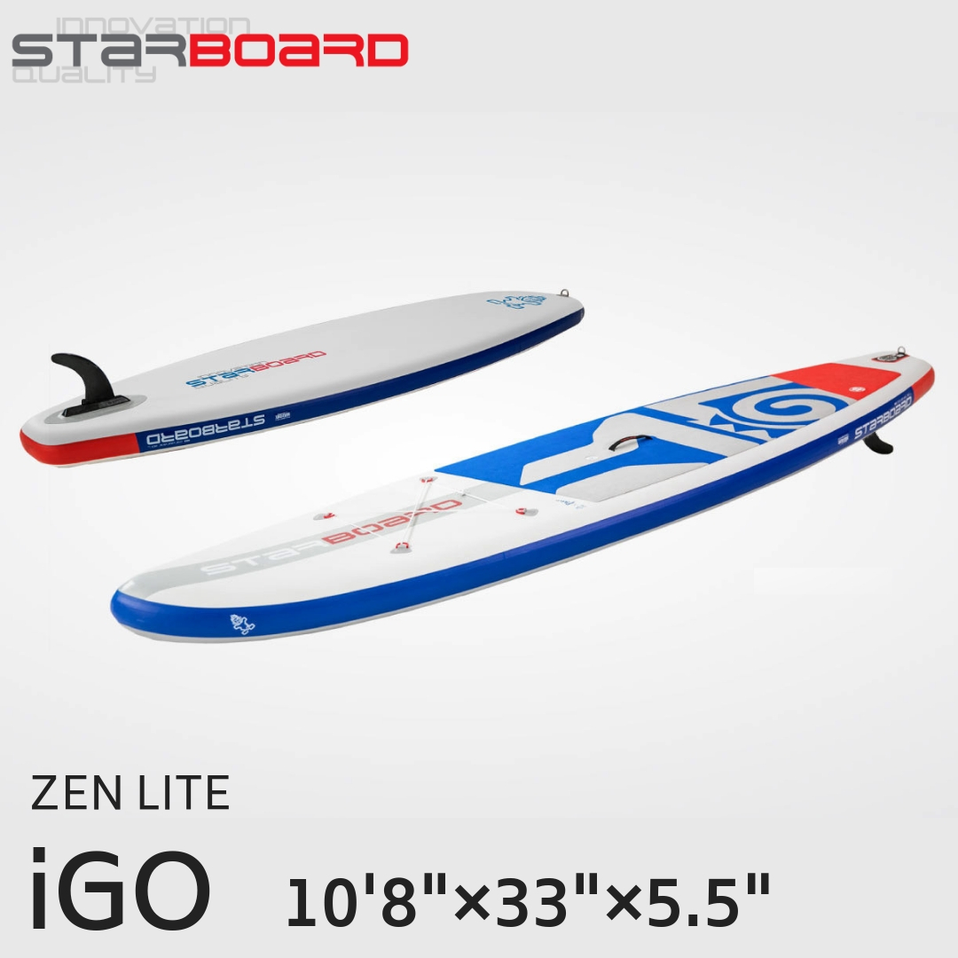 2019 STARBOARD スターボード iGO 10'8