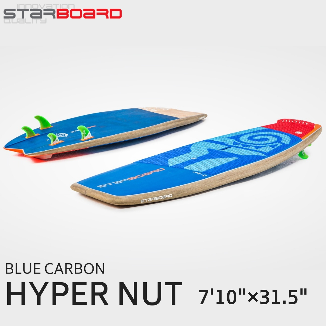 2019 STARBOARD スターボード HYPER NUT 7' 10