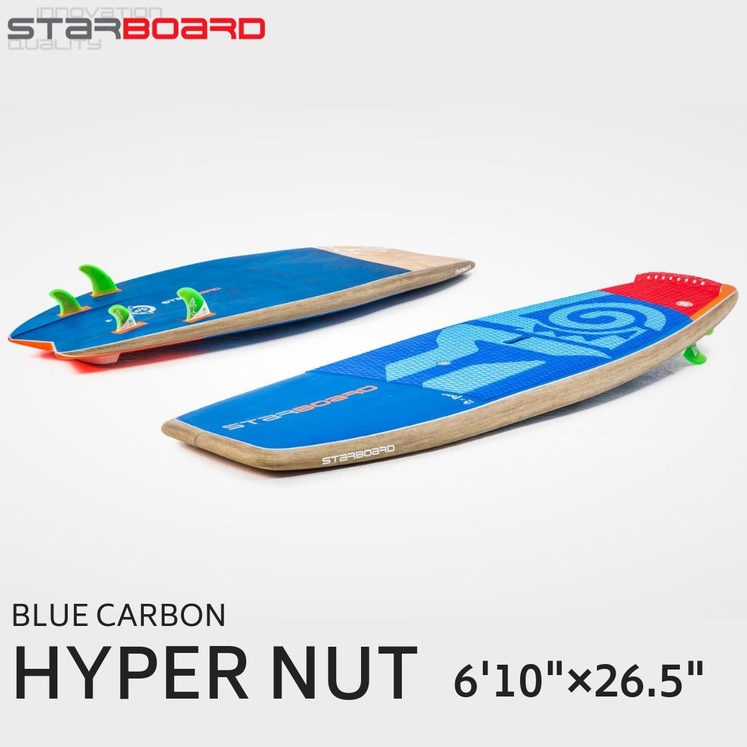 【正規品】 2019 STARBOARD スターボード HYPER NUT CARBON 6