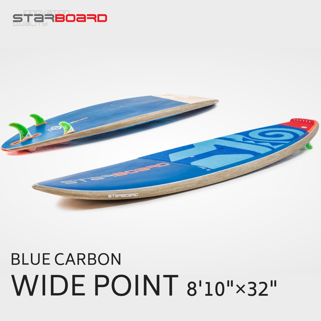2019 STARBOARD スターボード WIDE POINT 8'10