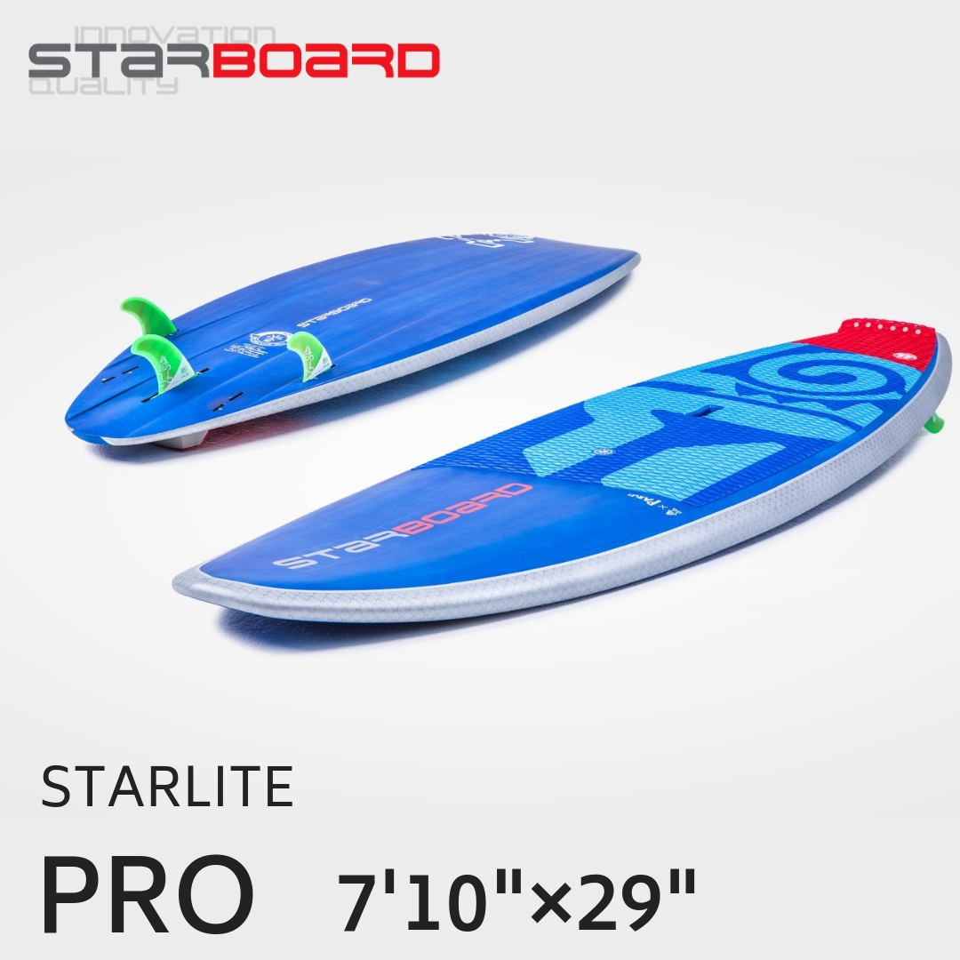 2019 STARBOARD スターボード PRO 7'10