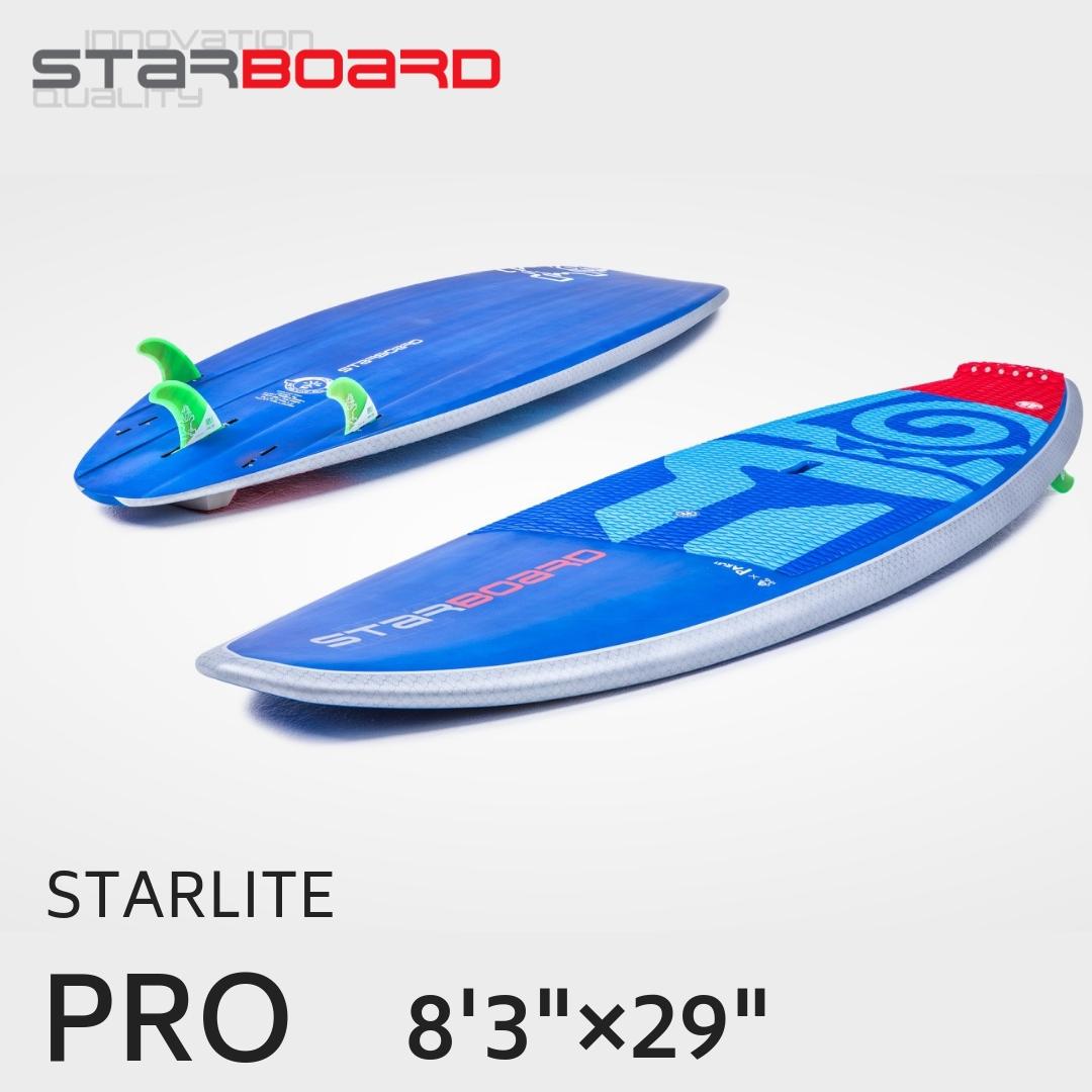 通販 2019 supサーフィン STARBOARD supボード スターボード PRO 8'3
