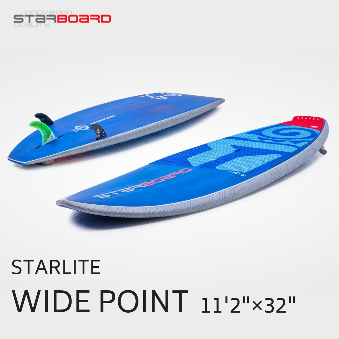 2019 STARBOARD スターボード WIDE POINT 11'2