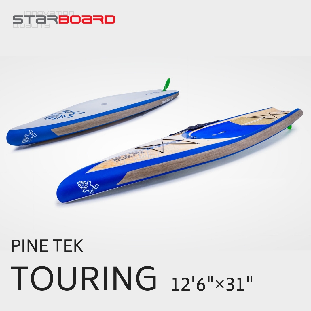 2019 STARBOARD スターボード TOURING 12'6