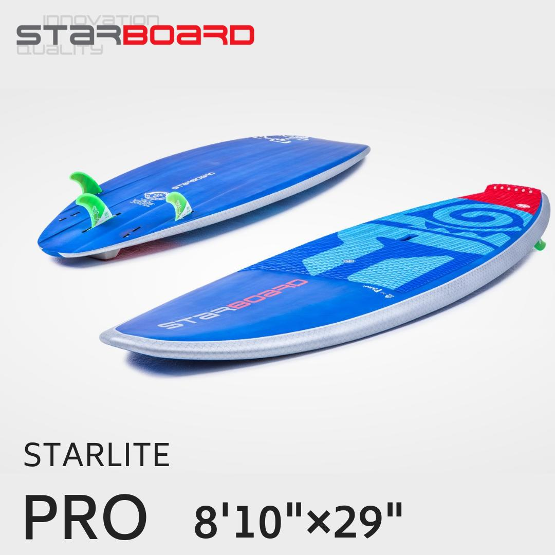 2019 STARBOARD スターボード PRO XL 8'10