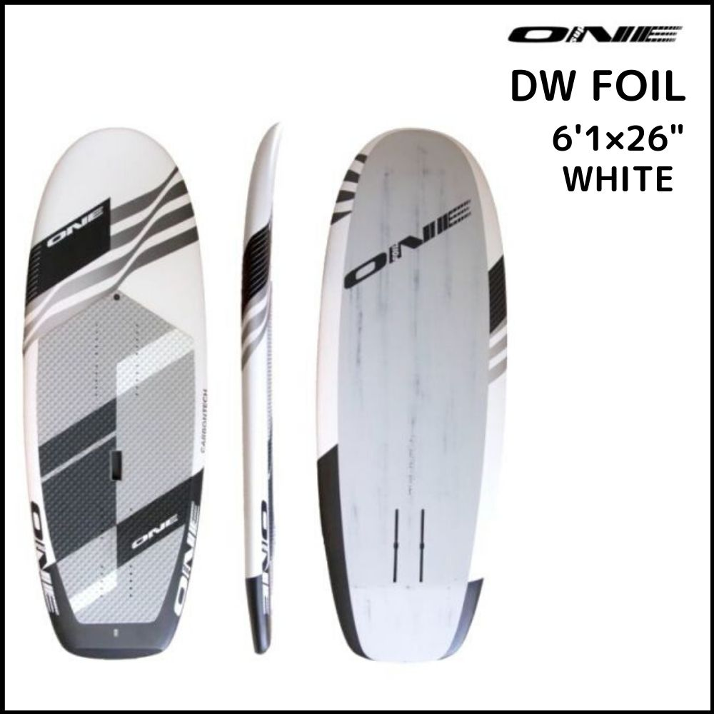 SUP サップ ONE DOWN WINDOW FOIL FULL CARBON 6'1×26