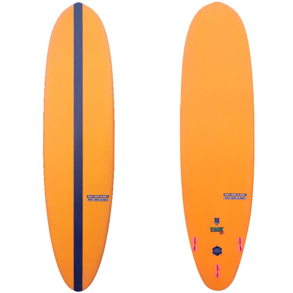 【NOBRAND ノーブランド】 SURF BOARD サーフボード ZACK ORENGE