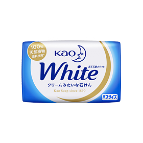 【まとめ買いがお得!】花王ホワイト バスサイズ 1コ 130g×60セットKao White 4901301232038【ラッキーシール対応】