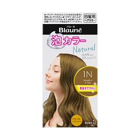 花王 ブローネ泡カラー 1N ナチュラリーベージュ 108ml×24セット Kao Blaune hair color 4901301329318