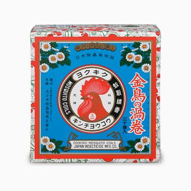 【まとめ買いがお得!】金鳥の渦巻 30巻 (紙函)×24函セット Kincho Mosquito coil 4987115000346