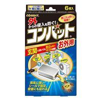 【まとめ買いがお得!】金鳥 コンバット お外用S 6個×40セット Kincho Combat 4987115350304【ラッキーシール対応】
