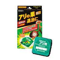 【まとめ買いがお得!】金鳥 アリ用コンバット αアルファ 6個×60セット Kincho Ants Combat 4987115351103
