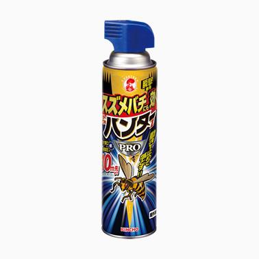 【まとめ買いがお得!】金鳥 スズメバチにも効く ハチ・アブ用ハンターZ PRO 510ml×20本セット Kincho Bee repellent 4987115521933