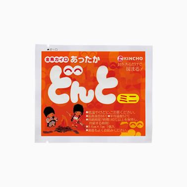 【まとめ買いがお得!】金鳥 どんとミニ 10個×48パックセット Kincho disposable heating pad 4987115820487【ラッキーシール対応】