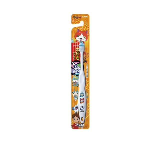 【まとめ買いがお得!】ライオン ライオンこども ハブラシ 6-12才用 妖怪ウォッチ 1本×120セット Lion Kodomo Haburashi 4903301231110【ラッキーシール対応】