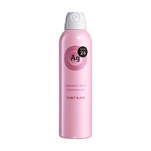【まとめ買いがお得!】資生堂 エージーデオ24 パウダースプレーh (スウィートブレンドの香り) <L> (医薬部外品)142g Shiseido AG DEO24 x36個セット 4901872443994【ラッキーシール対応】