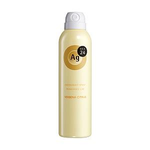 【まとめ買いがお得!】資生堂 エージーデオ24 パウダースプレーh (ヴァーベナシトラスの香り) <L> (医薬部外品)142g Shiseido AG DEO24 x36個セット 4901872444007【ラッキーシール対応】