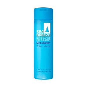 【まとめ買いがお得!】資生堂 シーブリーズ デオ&ウォーターA(スプラッシュマリンの香り) (医薬部外品)160mL Shiseido SEA BREEZE Deo & Water x48個セット 4901872444694